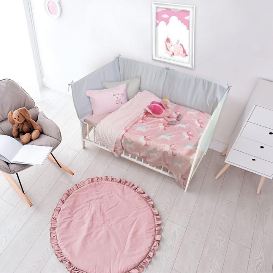 6550 Κουβέρτα bubble fleece Relax Das Home 110x150
