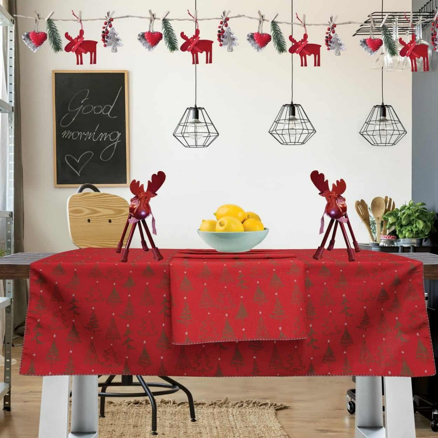 Χριστουγεννιάτικο ράνερ 550 50x150
