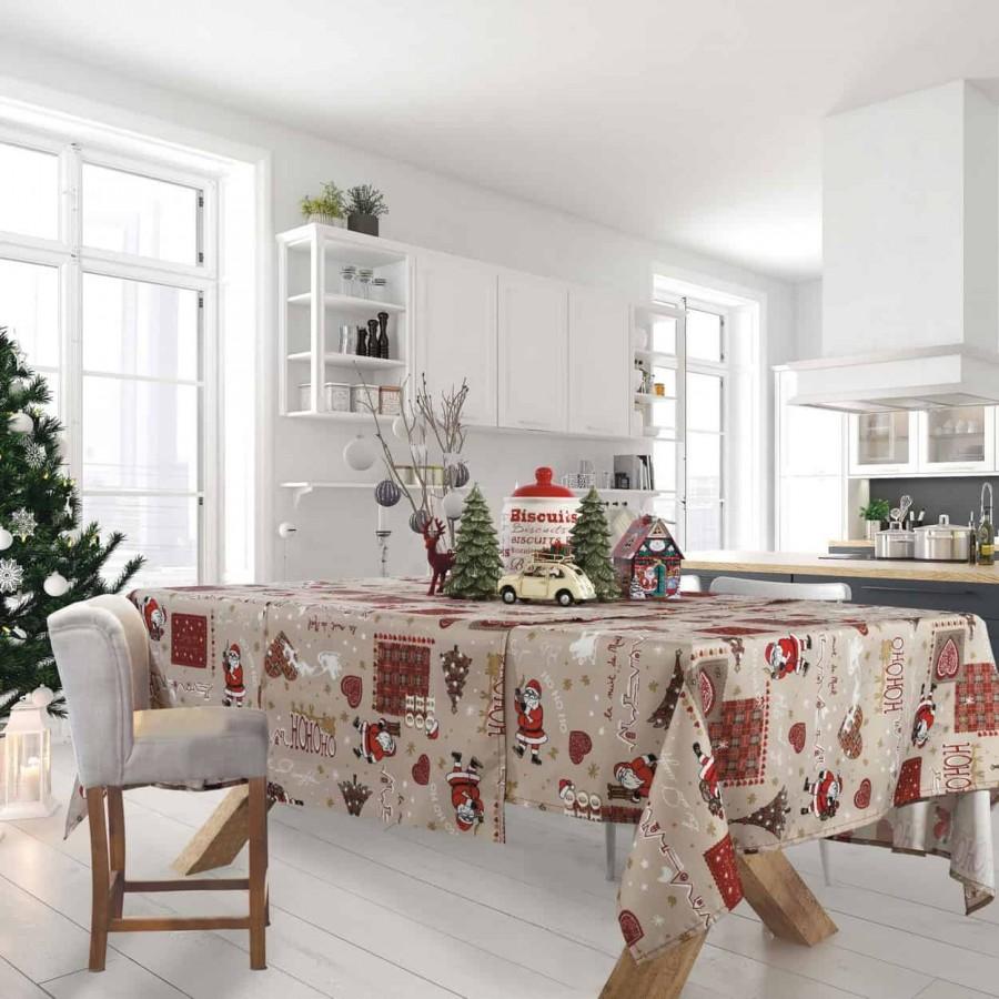 Χριστουγεννιάτικο ράνερ 570 50x140