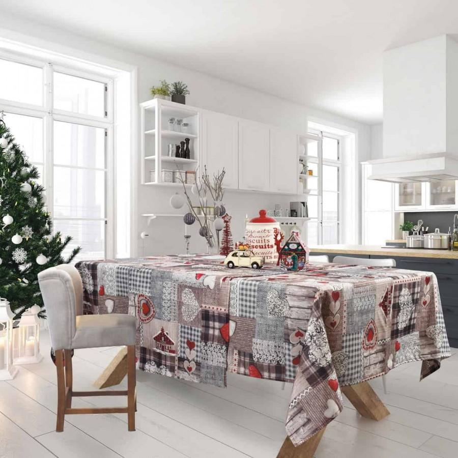 Χριστουγεννιάτικο ράνερ 571 50x140