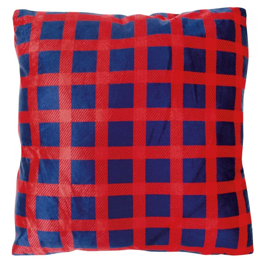 Διακοσμητικό μαξιλάρι με γούνα 369 45x45