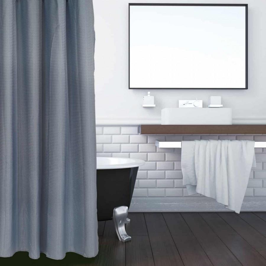 Kουρτίνα μπάνιου υφασμάτινη 1081 Das Home 180x200