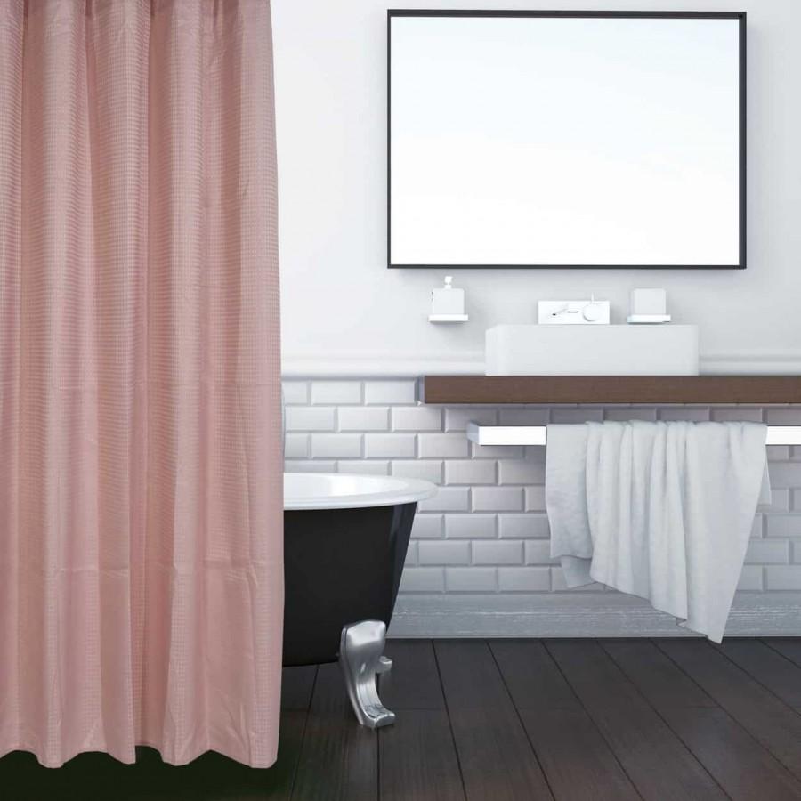 Kουρτίνα μπάνιου υφασμάτινη 1083 Das Home 180x200