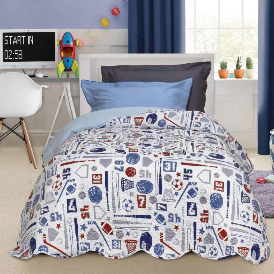Κουβερλί Μονό Das Home Kid 4620 160x240