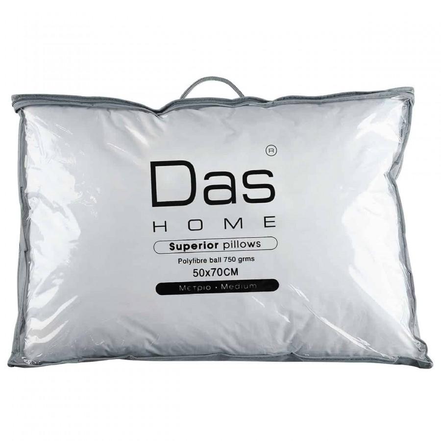 Μαξιλάρι 'Υπνου Das Home 1023 Superior 50x70