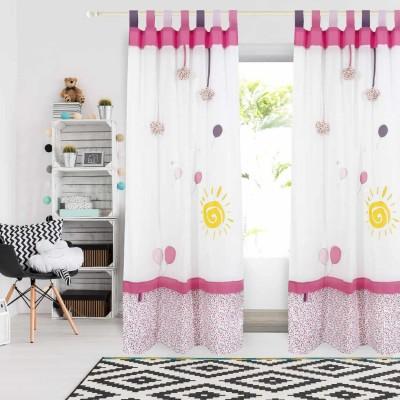 Παιδική Κουρτίνα Das Home 2127 140x260