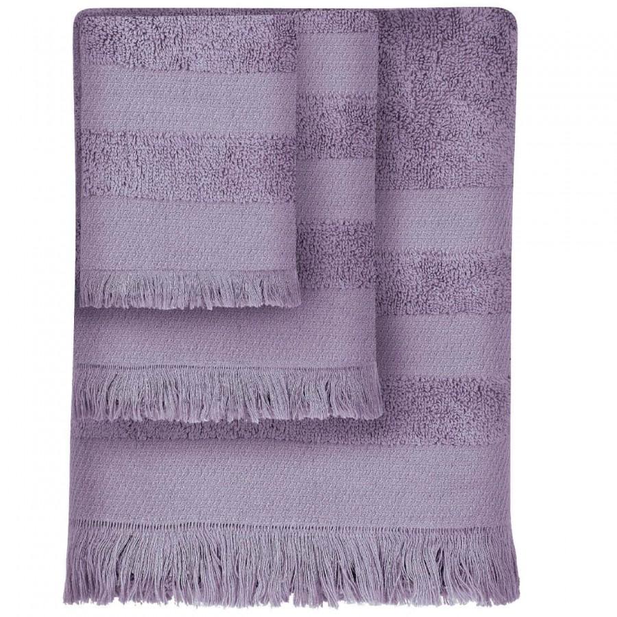 Πετσέτα Μπάνιου Das Home 349 Simple 90X150
