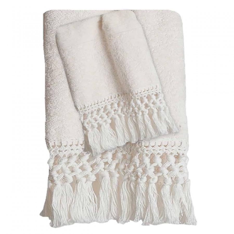 Πετσέτα Χεριών Simple Das home 1209 30x50
