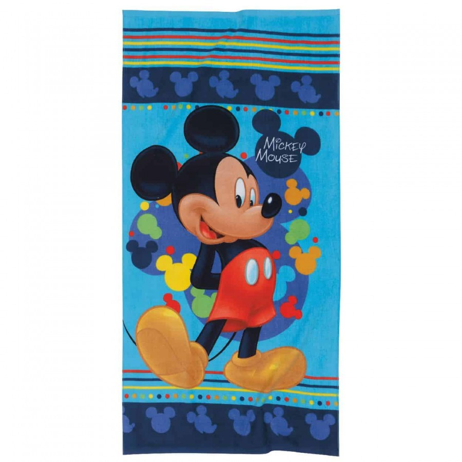Πετσέτα Θαλάσσης 70x140 Mickey 5802