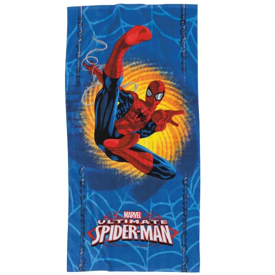 Πετσέτα Θαλάσσης 70x140 Spiderman 5801