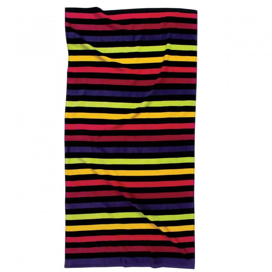Πετσέτα θαλάσσης ριγέ 75x150 Das Home 480
