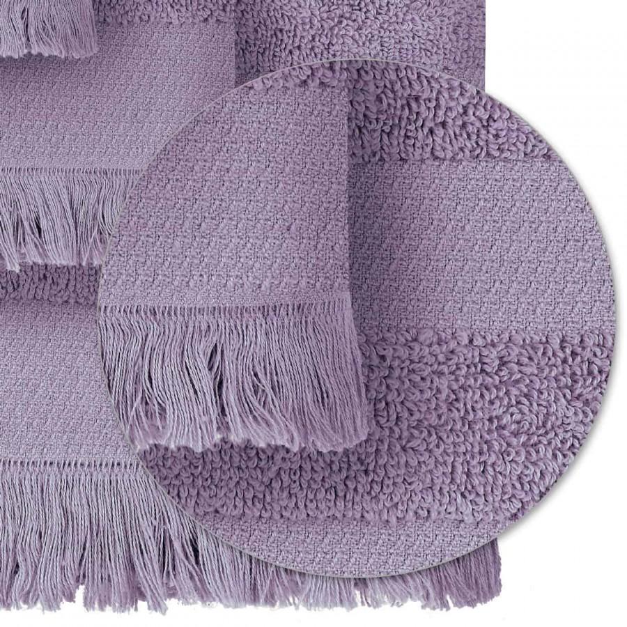 Πετσέτες Μπάνιου Das Home 349 Simple Σετ 3τμχ