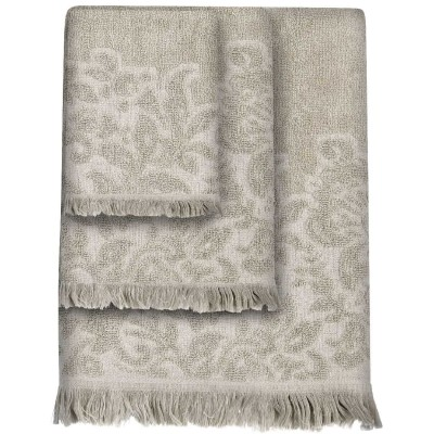 Πετσέτες Μπάνιου Das Home 353 Simple Σετ 3τμχ