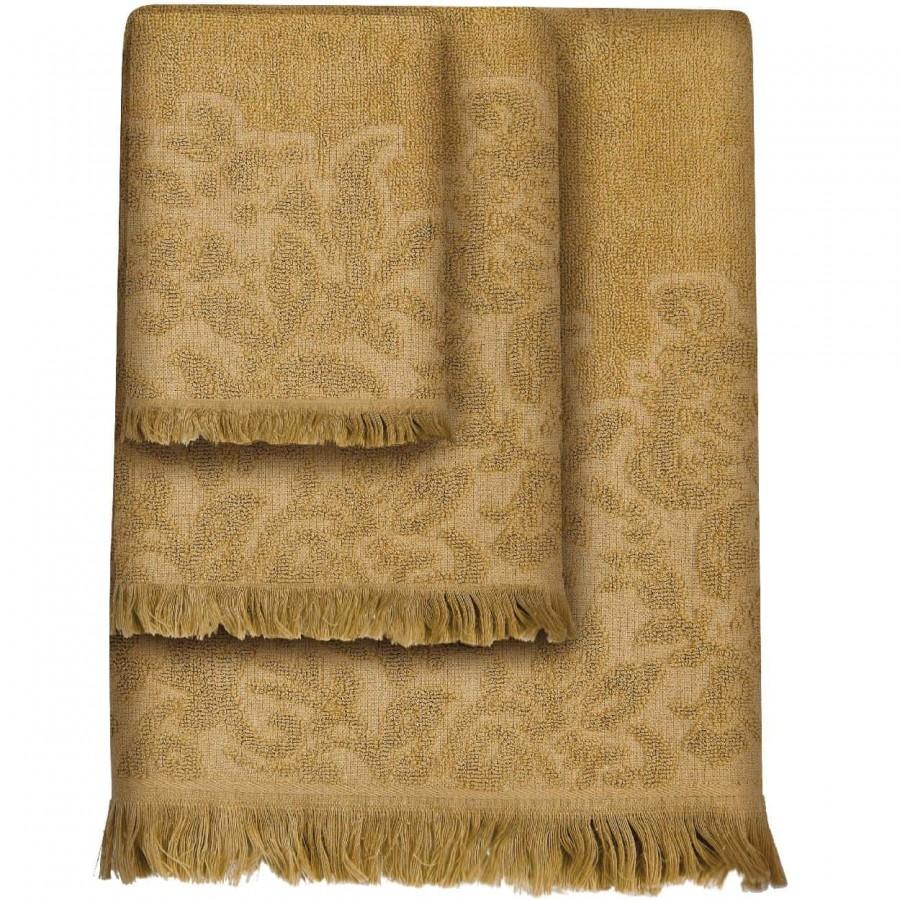 Πετσέτες Μπάνιου Das Home 354 Simple Σετ 3τμχ