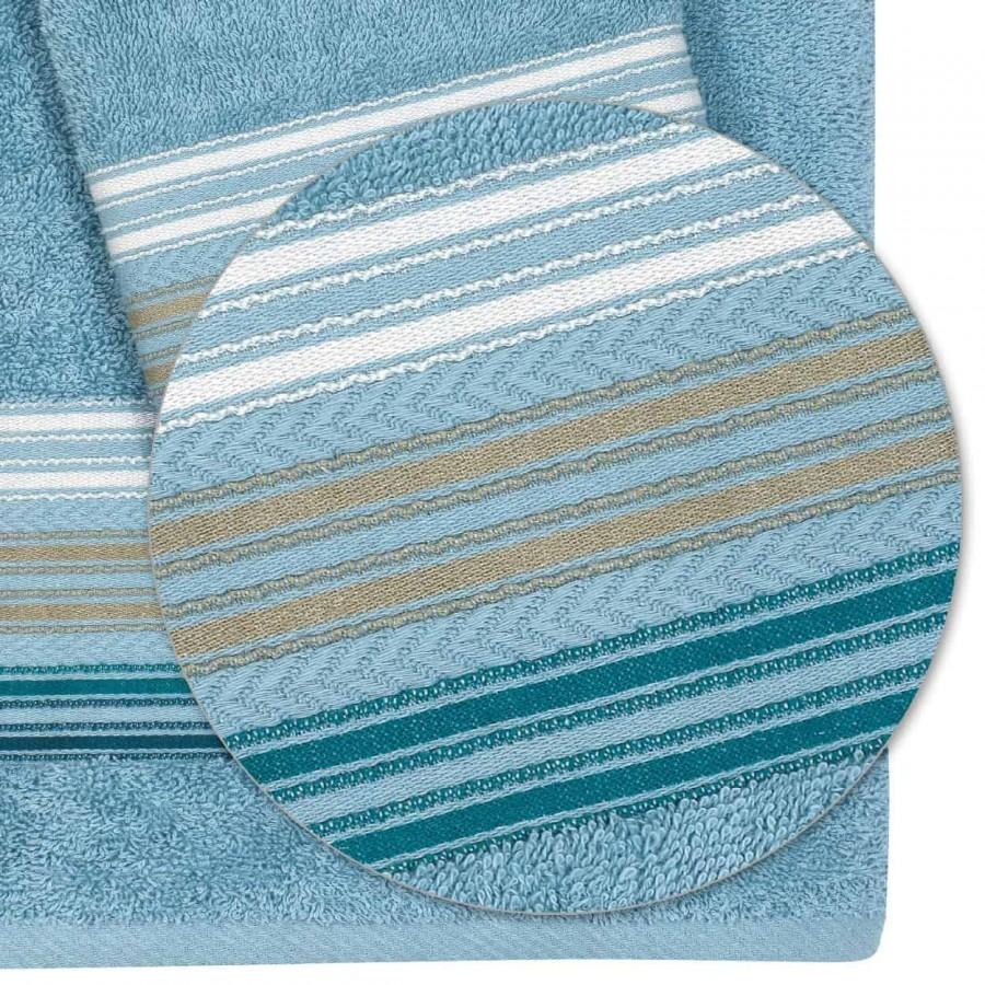 Πετσέτες Μπάνιου Das Home Best 344 Σετ 3τμχ