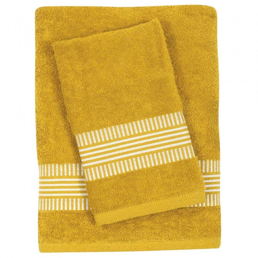 Πετσέτες Μπάνιου Das Home Best 347 Σετ 3τμχ