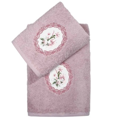 Πετσέτες Μπάνιου Σετ Das Home Daily 362