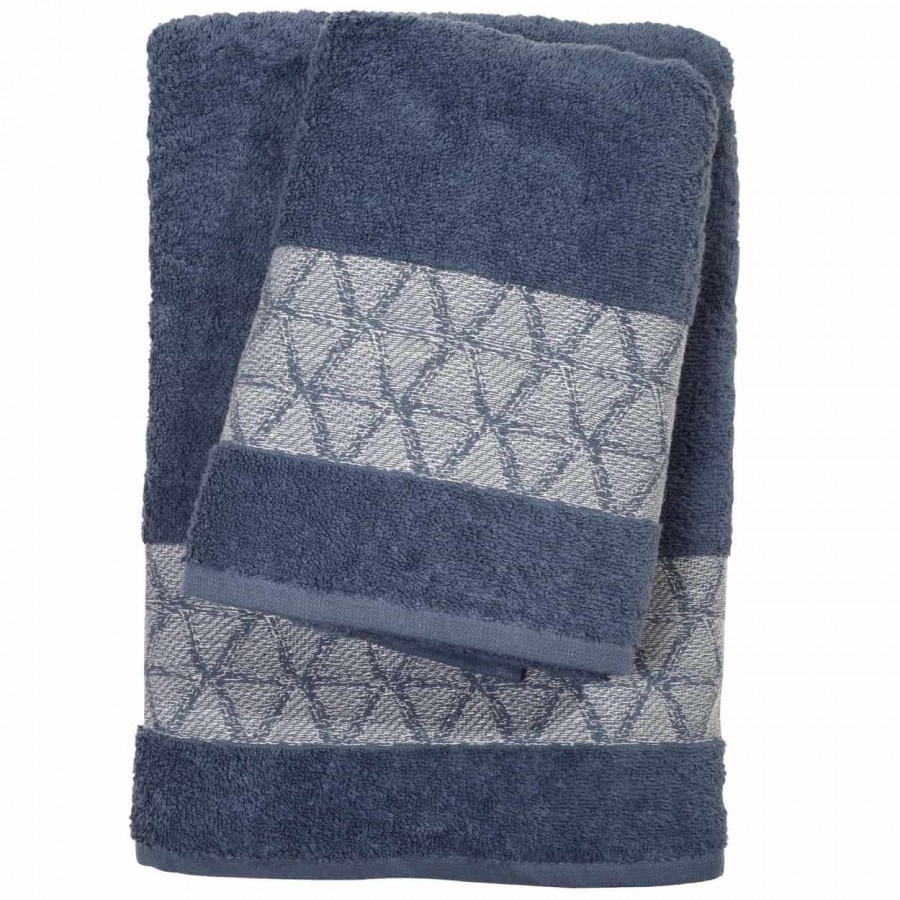 Πετσέτες Μπάνιου Σετ Das Home Happy 367