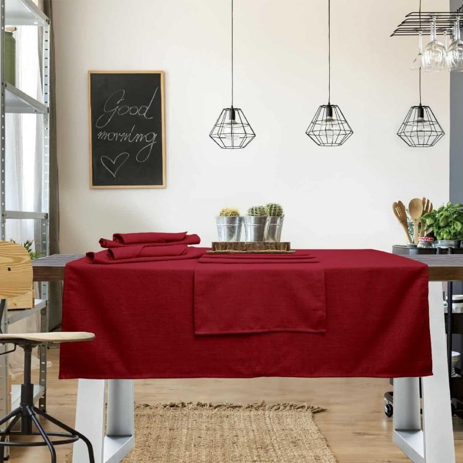Πετσέτες Das Home Φαγητού 545 Σετ 4 τμχ 40x40