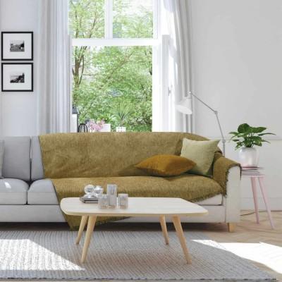 Ριχτάρι Τριθέσιου Das Home 0150 Χρυσό 180x300