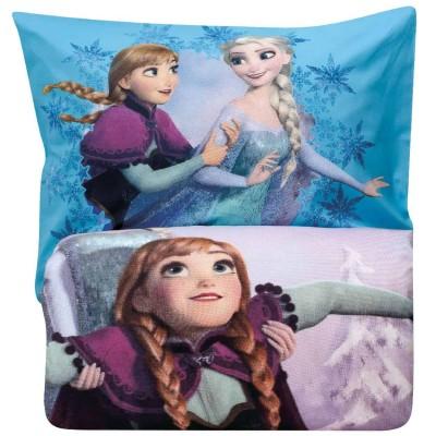 Σετ Παπλωματοθήκη Μονή Frozen 5013 160x240