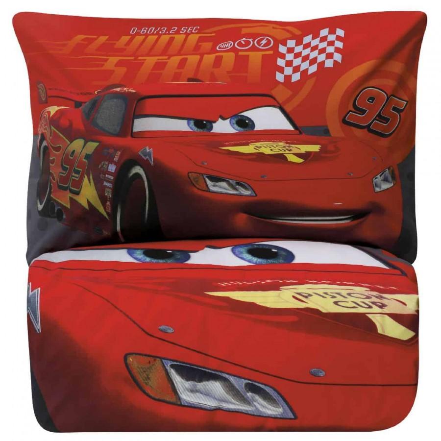Σετ Σεντόνια Μονά Disney Cars 5009 160x260