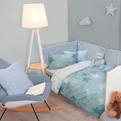 Σετ Βρεφικά Σεντόνια Baby Fun 4738 Das Home 130x170