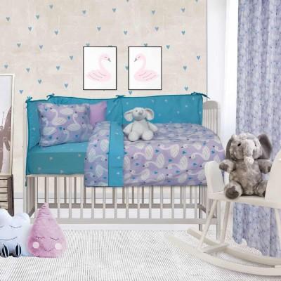 Σετ Βρεφική Παπλωματοθήκη Baby Fun 6418 120x160