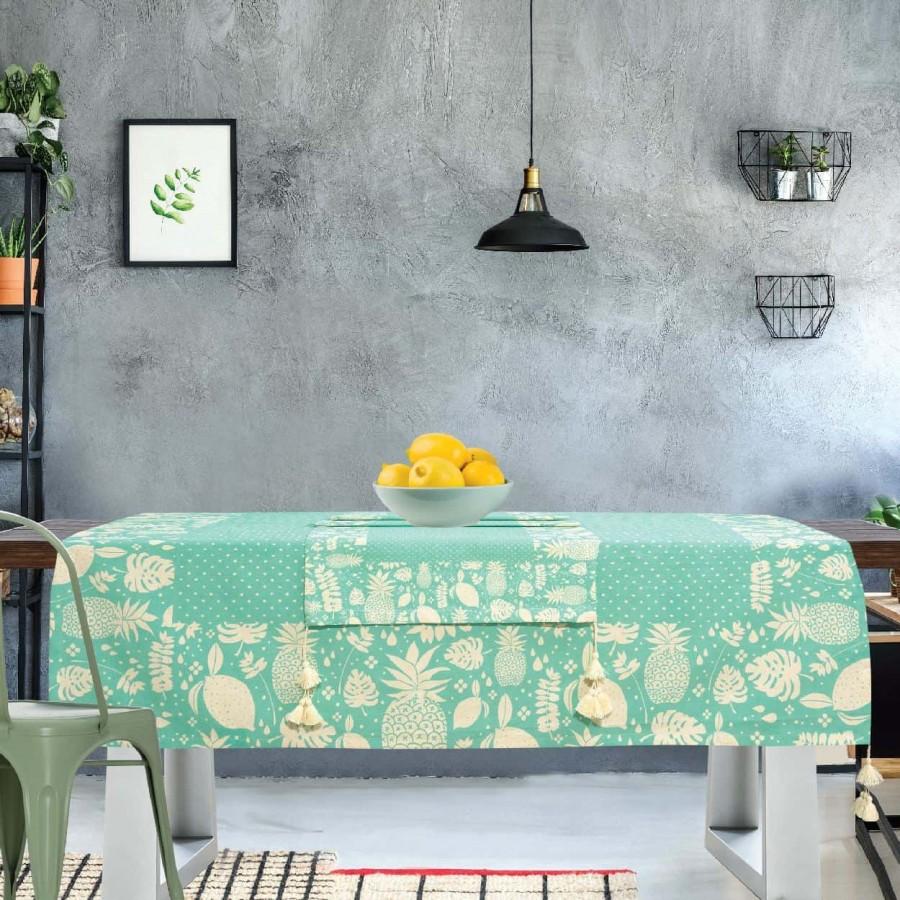 Τραπεζομάντηλο Das Home Kitchen Line 536 140Χ240