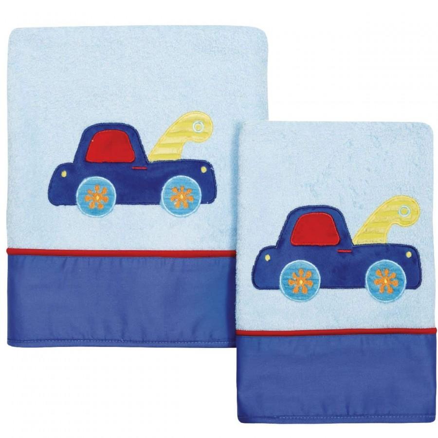 Βρεφικές Πετσέτες Das Baby Dream 6393 40x60 - 70x130