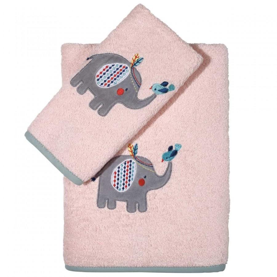 Βρεφικές Πετσέτες με Κέντημα 2 τεμ Das Home 6504