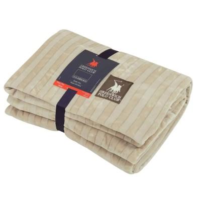 Κουβέρτα Fleece Υπέρδιπλη Greenwich Polo Club 2410 220x240