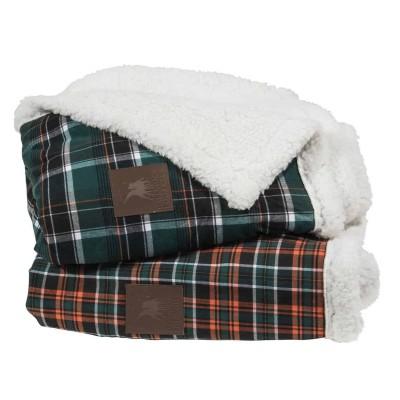Κουβέρτα Καναπέ με γούνα sherpa Polo 2435 130x150