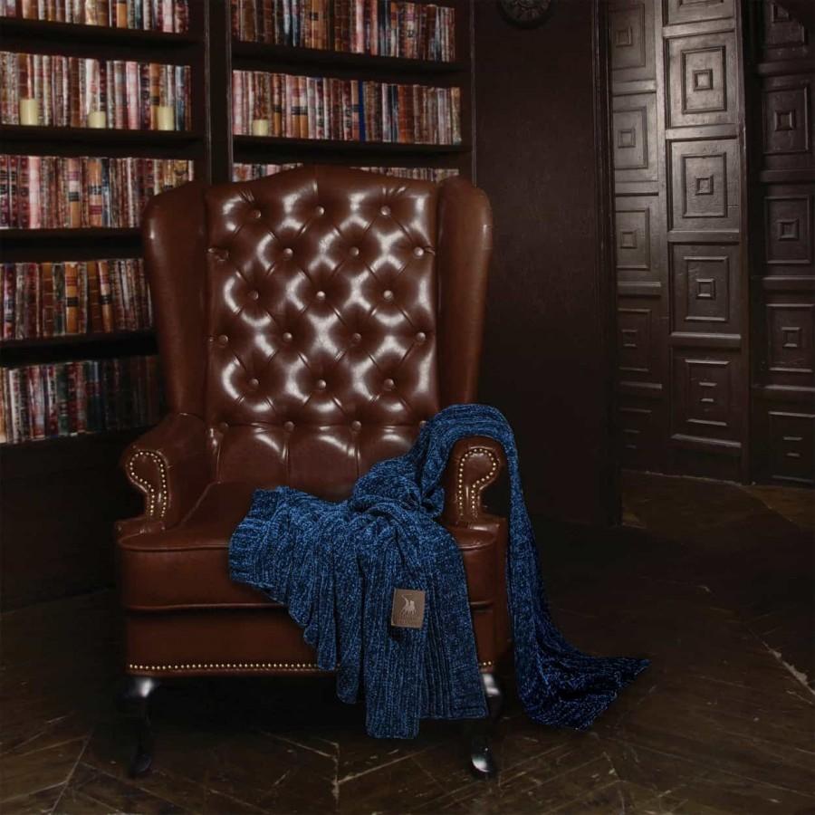 Κουβέρτα καναπέ πλεκτή Σενίλ Polo 2424 130x170