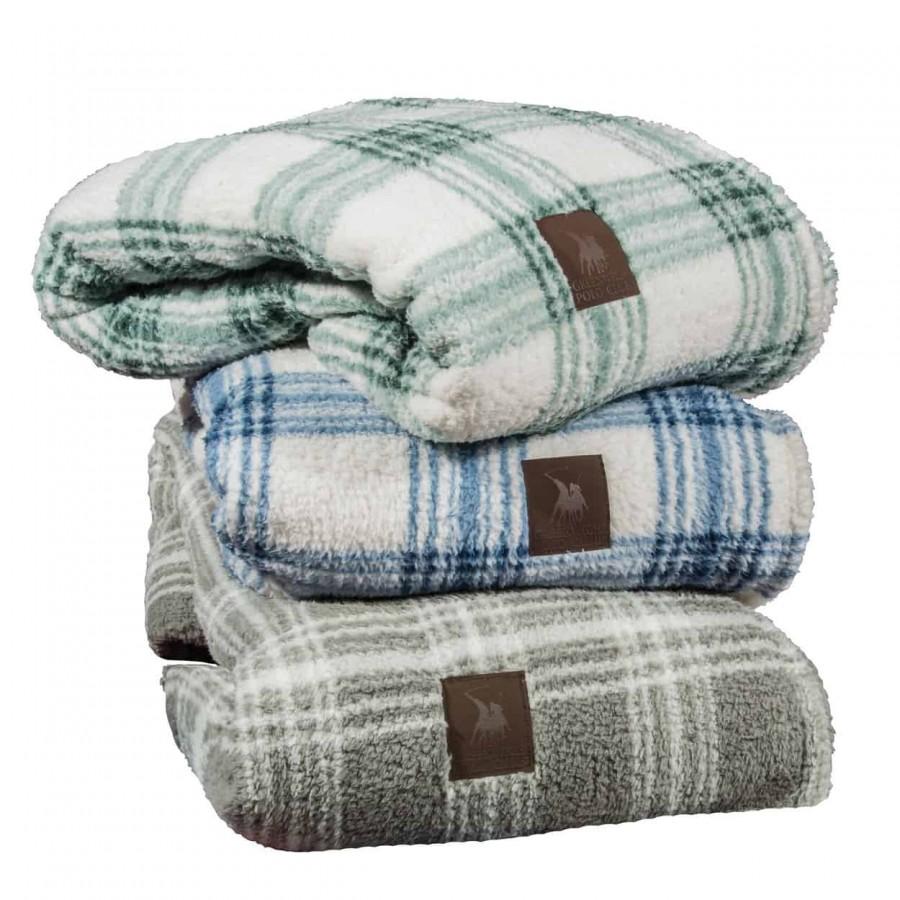 Κουβέρτα Μονή Με Γούνα sherpa 2432 160x240