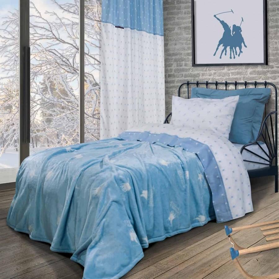 Κουβέρτα Μονή Παιδική Polo 2904 160x220