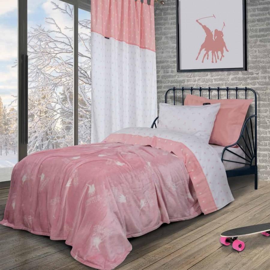 Κουβέρτα Μονή Παιδική Polo 2905 160x220