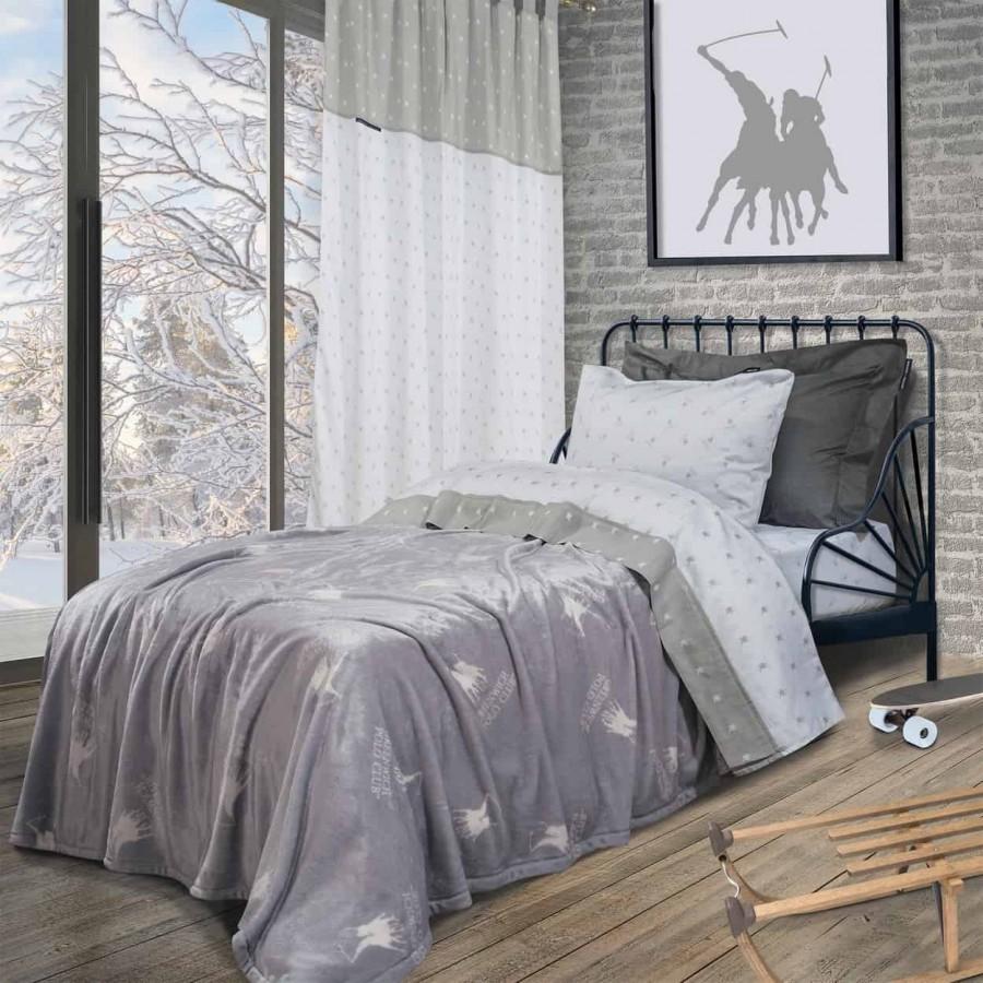 Κουβέρτα Μονή Παιδική Polo 2906 160x220