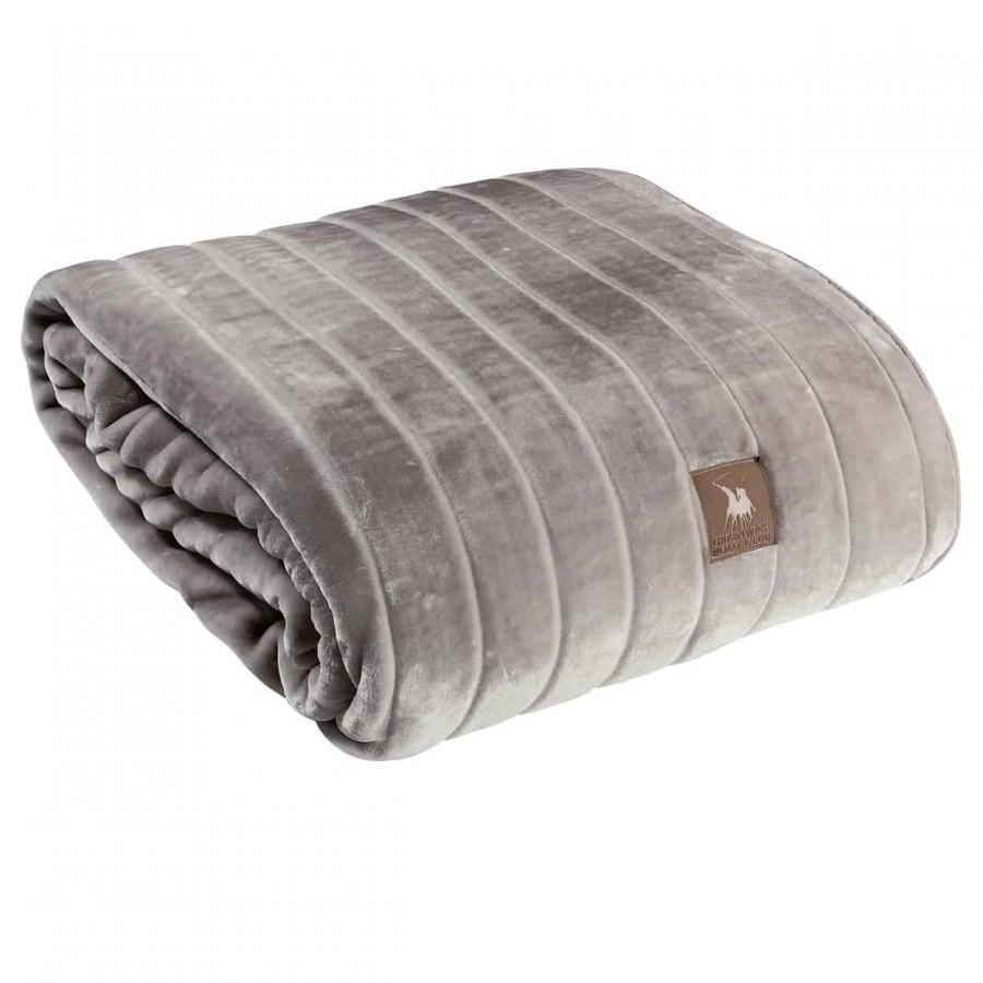 Κουβέρτα Μονή Βελουτέ Polo 2425 160x220