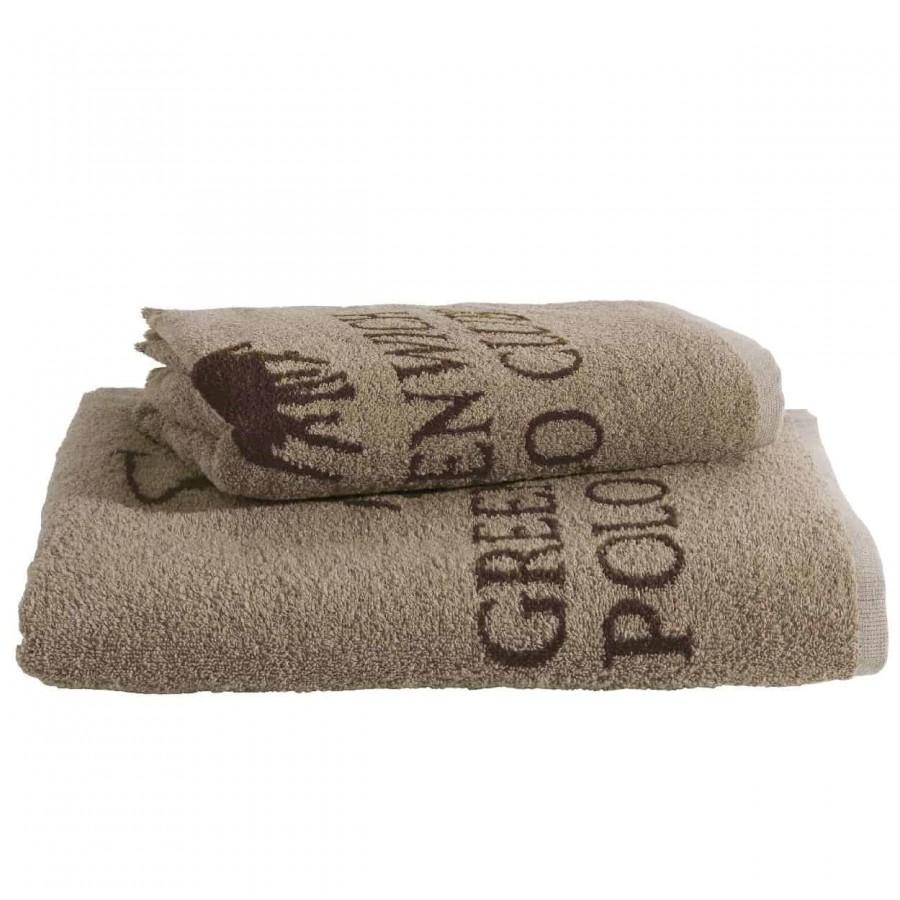 Πετσέτα Μπάνιου Σώματος Greenwich Polo Club 2517 80x150