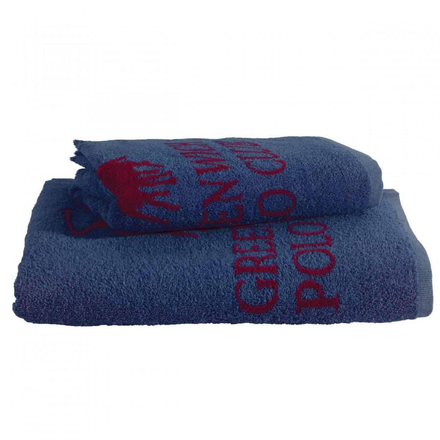 Πετσέτα Μπάνιου Σώματος Greenwich Polo Club 2518 80x150