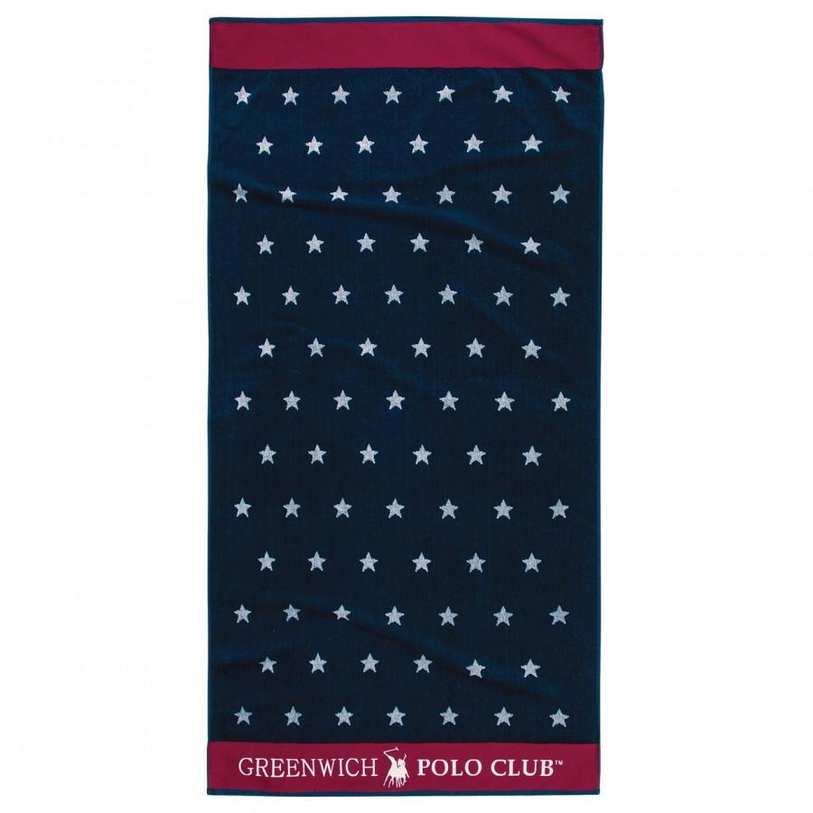 Πετσέτα Θαλάσσης 2873 Greenwich Polo Club 90x170