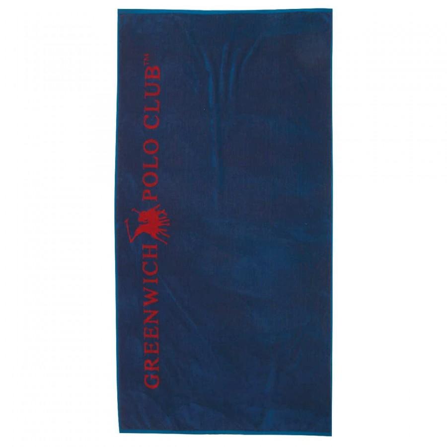 Πετσέτα Θαλάσσης Greenwich Polo Club 2804 90x170
