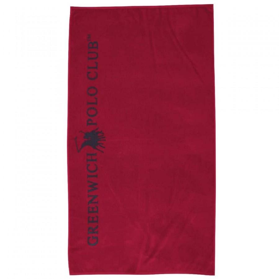 Πετσέτα Θαλάσσης Greenwich Polo Club 2805 90x170