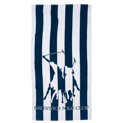 Πετσέτα Θαλάσσης Greenwich Polo Club 2823 80x160