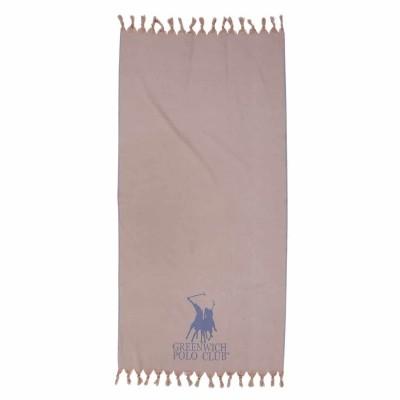 Πετσέτα Θαλάσσης Παρεό Greenwich Polo Club 2814 90x170