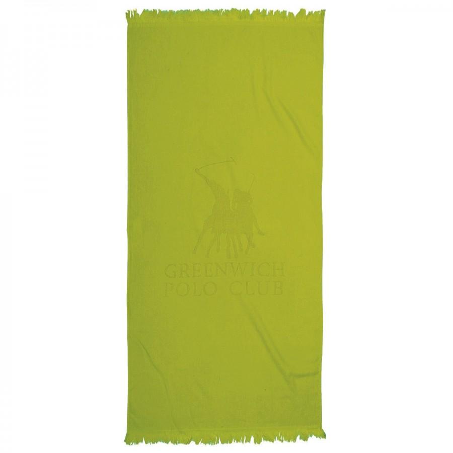 Πετσέτα Θαλάσσης Παρεό Greenwich Polo Club 2828 80x170