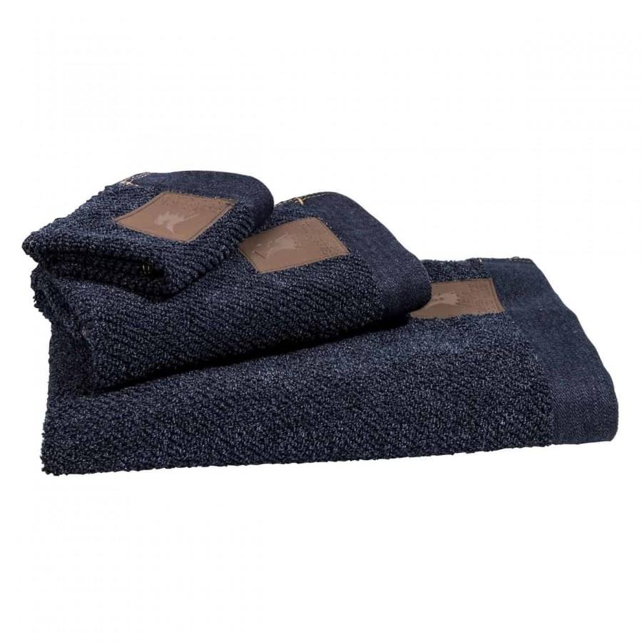 Πετσέτες Polo μονόχρωμες Σετ 2524 3 τεμ