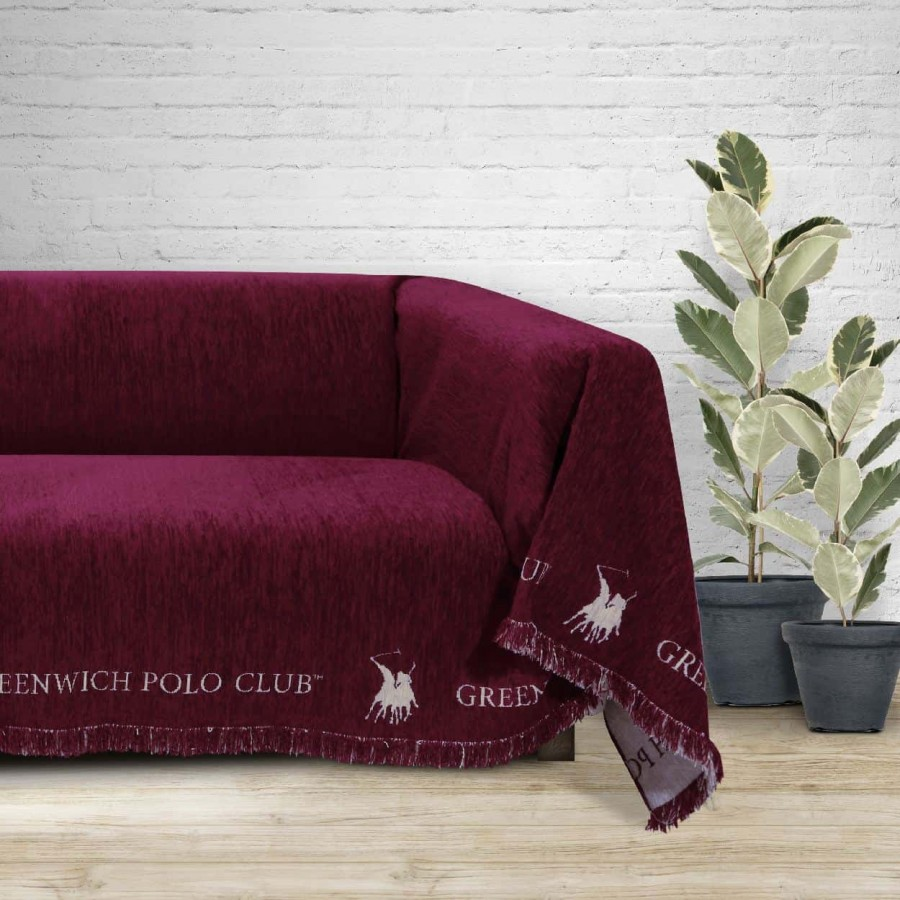 Ριχτάρι Τετραθέσιου Greenwich Polo Club 2709 180X350