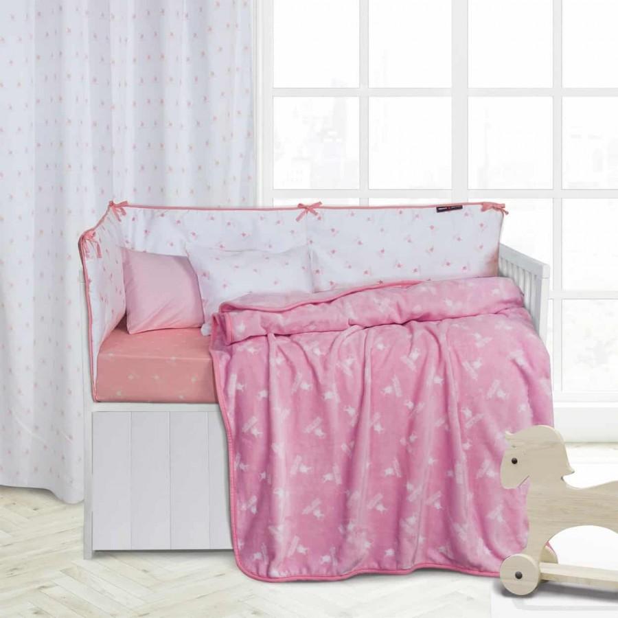 Βρεφική Κουβέρτα Κούνιας Polo 2949 110x150